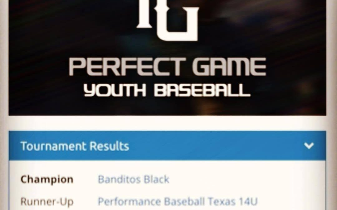 2023 RC Elite Mizuno Red – Third Place Finish at PG Event